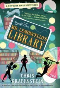 Escape from mr limoncello's library